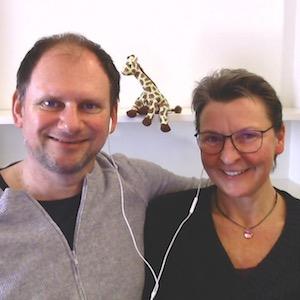 Speaker - Gundi und Frank Gaschler